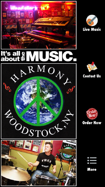 Harmony Music Woodstock