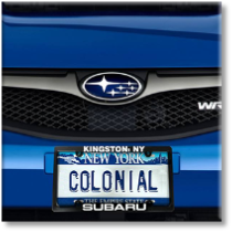 Colonial Subaru of Kingston